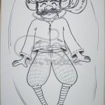 Entwurf eines Maskottchens für Tollikiz (Indoorspielplatz)